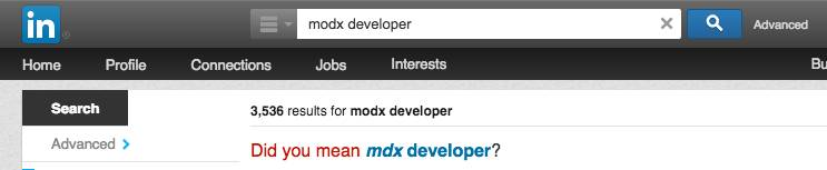 Why isn't MODX more popular?