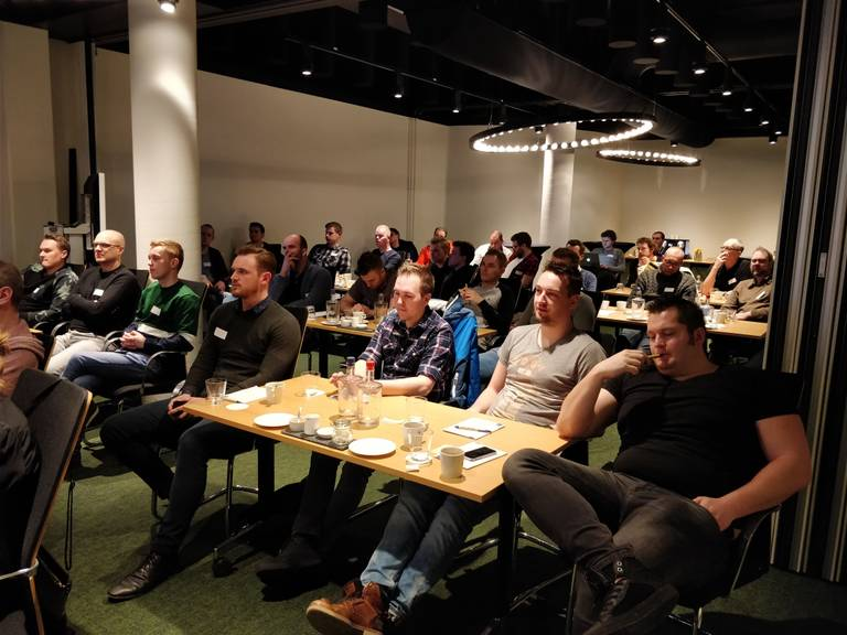 Recap of the largest MODX Meetup ever in Leeuwarden