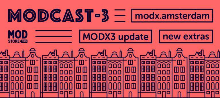 MODX Digest #3 (March 25 – April 8, 2019)
